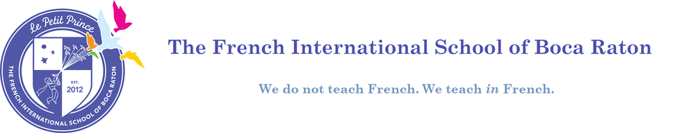 The French International School of Boca Raton Le Petit Prince